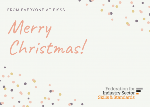 Merry Christmas from the team at FISSS
